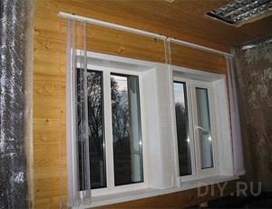 установка окна пвх 2